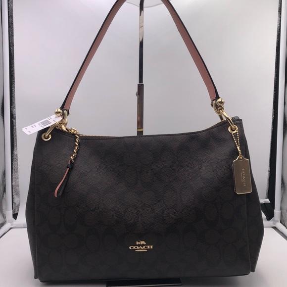 1675a77671 Coach signature mia shoulder bag Crossbody